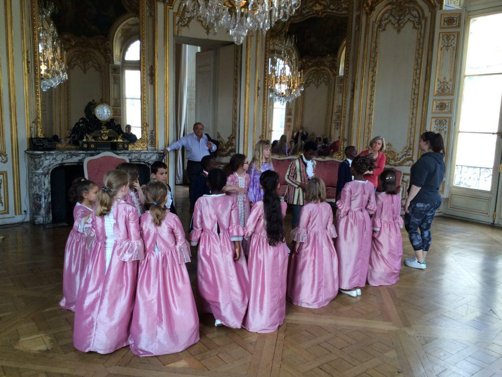 Bal de la princesse pour jeune public, 2016